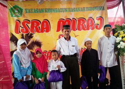 Kegiatan yayasan ykhi- khomsatun hasanah indonesia (10)