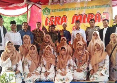 Kegiatan yayasan ykhi- khomsatun hasanah indonesia (12)