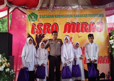 Kegiatan yayasan ykhi- khomsatun hasanah indonesia (18)