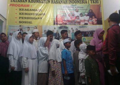 Kegiatan yayasan ykhi- khomsatun hasanah indonesia (5)